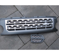 Discovery 3 L319 2004-2009 Grill en vent (Discovery 4 look)