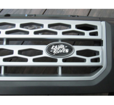 Discovery 4 Grill met Side vents
