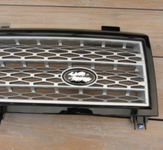 Supercharged  Grill
