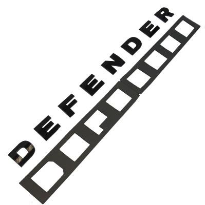Defender motorkap