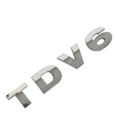 TDV6 chroom