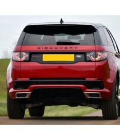Discovery Sport letters