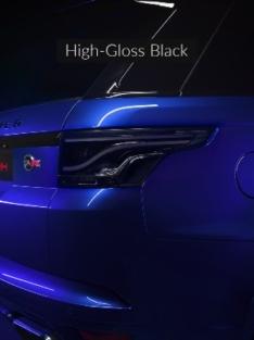 Glohh high gloss black
