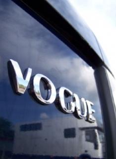 Vogue letters