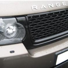 Land of Range Rover embleem.