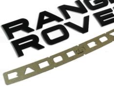 Range Rover Sport Letters