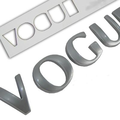 zilver Vogue