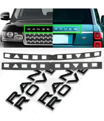 L405 Range Rover Voque letters