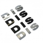 letters motorkap Disco 3&4