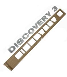Achterklep DISCOVERY 3