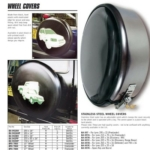 Wheel cover Freelander