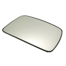Rechter spiegel glas