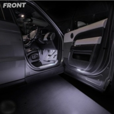 LED cool white interieur verlichting Range Rover L405